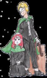 ToA - Puppeteer and Myrrin Anniversary by Renokye