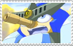F2u Blu Stamp by LadyAirin2015