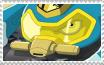 F2u Triton Stamp by LadyAirin2015