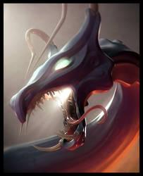 Saint Dragon by JoseAlvesSilva