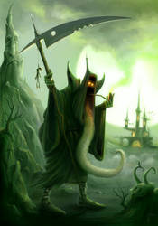 Mr. Reaper by JoseAlvesSilva