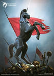 Trojan Horse was a Unicorn by JoseAlvesSilva