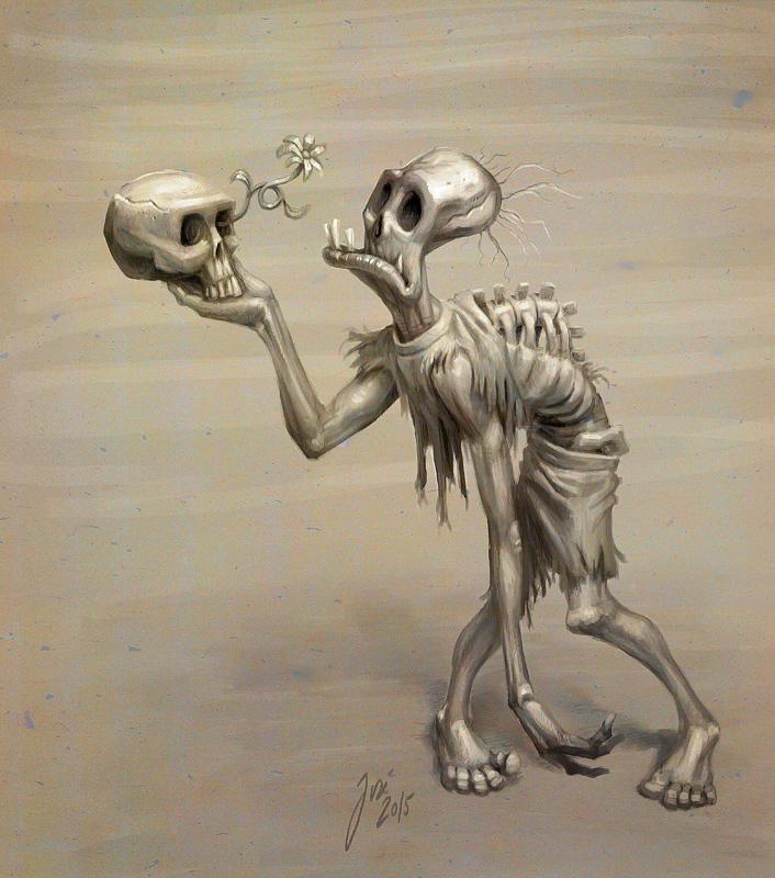 Zombie by JoseAlvesSilva
