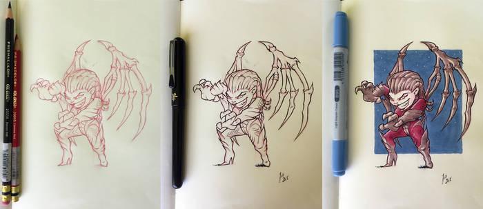 Kerrigan - sketch