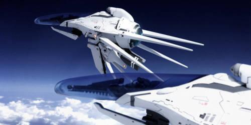 Heterophase Dimension Fighter R-101 Grand-Finale