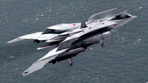 Type ZERO Carrier Fighter/Reconnaissance(F/A9M1)