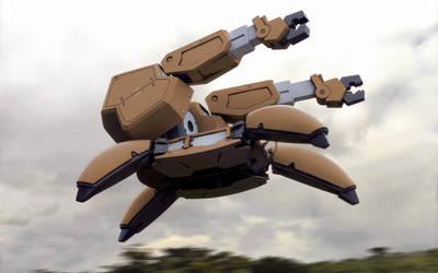 Autonomous Support Unit R.M.I. M101 Barrett