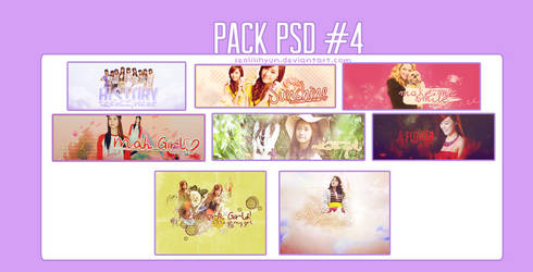 PackPSD#4 - You Are My Everything