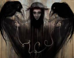 Witch .Marzanna by smokepaint