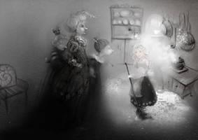 Cinderella.2. by smokepaint