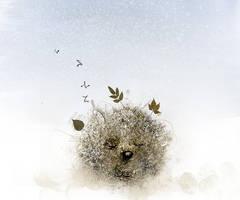 hedgehog2 by smokepaint