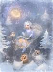 Winter's Tale by smokepaint