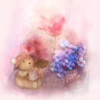 rose by smokepaint