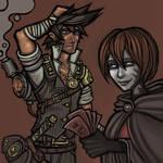 The Mercenary and the Merchant