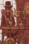 Steampunk Teatime