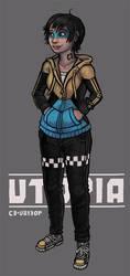 Utopia by CyborgNecromancer