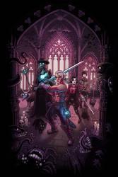 Gothic Horror by CyborgNecromancer