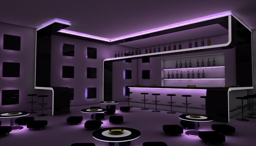 Bar design by dragon83 on deviantart for Lounge layout
