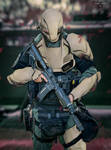 SciFi Soldier /1