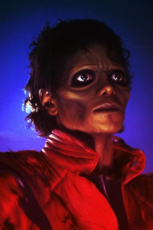Thriller by crackoon