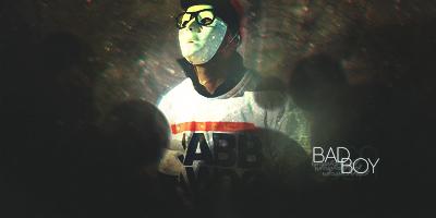 BadBoy Sign