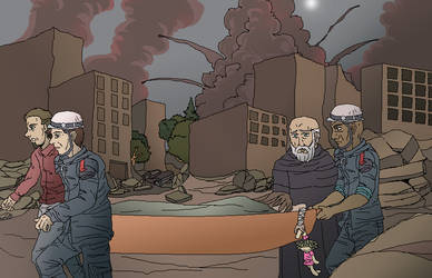 DESAFIO DA SEMANA GRUPO ESD - STOP SYRIA WAR by DiegoMaster