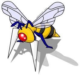 Beedrill by WarBandit