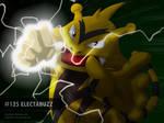 Electabuzz Thunderpunch
