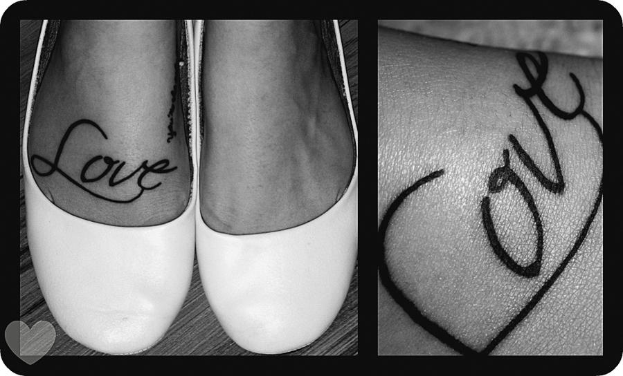 Tattoo number four by heartcor3 on deviantart for Number 3 tattoo