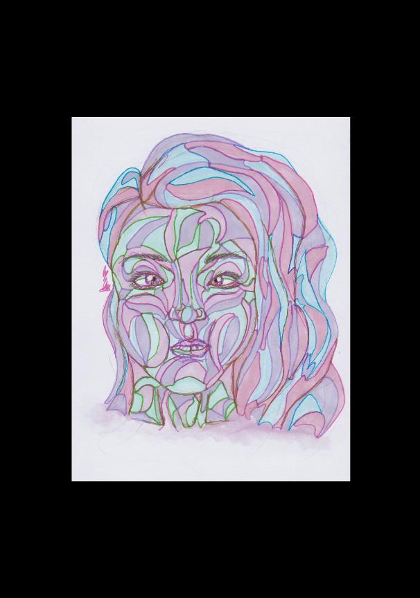 Blowfish: Expressive portraits by yo-yo09