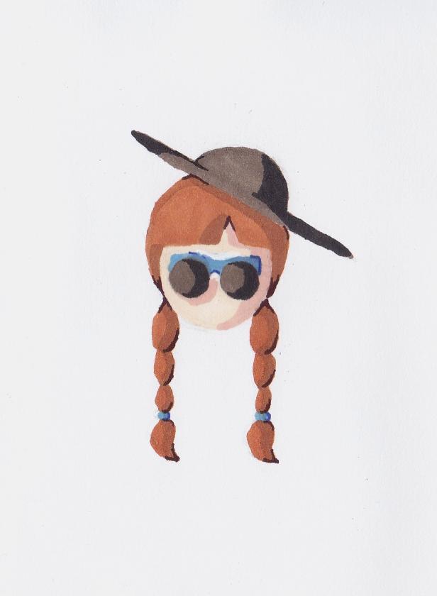 Little Hipster by yo-yo09