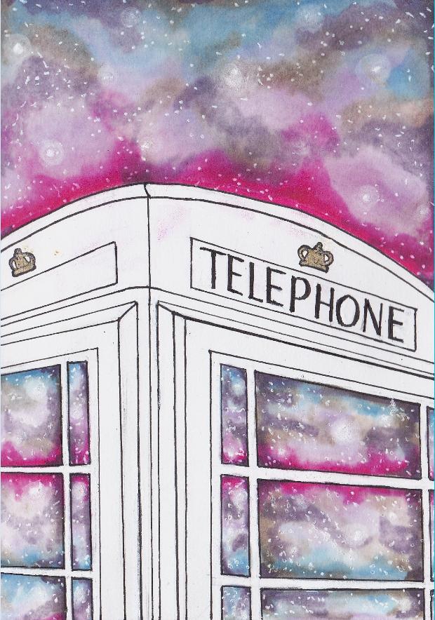 Telephone Box by yo-yo09