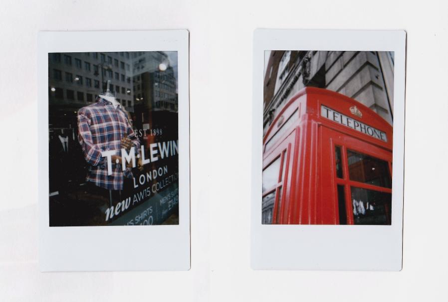 London Polaroids by yo-yo09