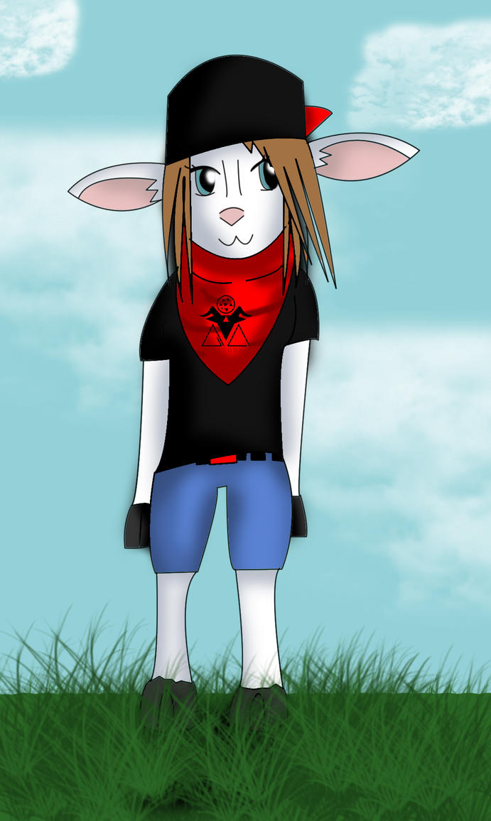 Me by Goatcookie