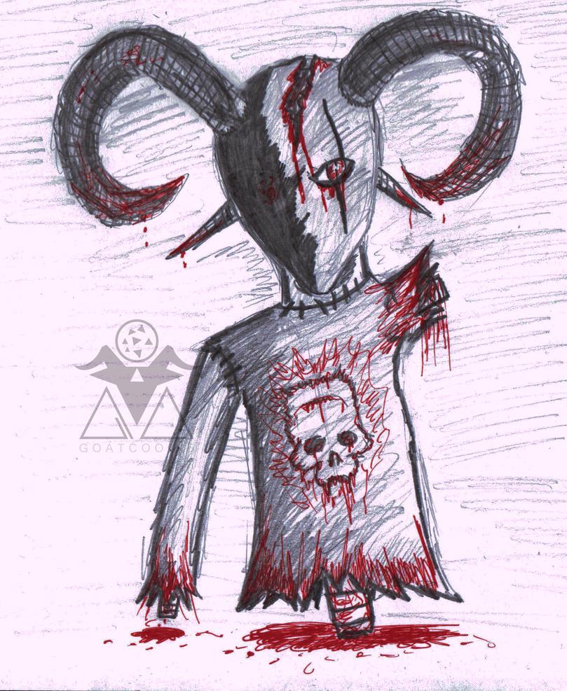 Dead Doll by Goatcookie