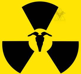Radioactive Logo (Goat Version)