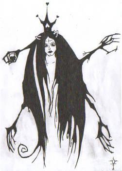 Queen of the Black Hearts
