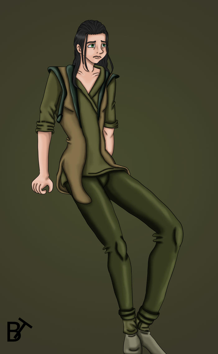 Loki by Brain-Twinge