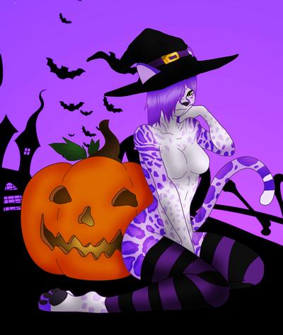 Halloween Luna by luna-tsukino