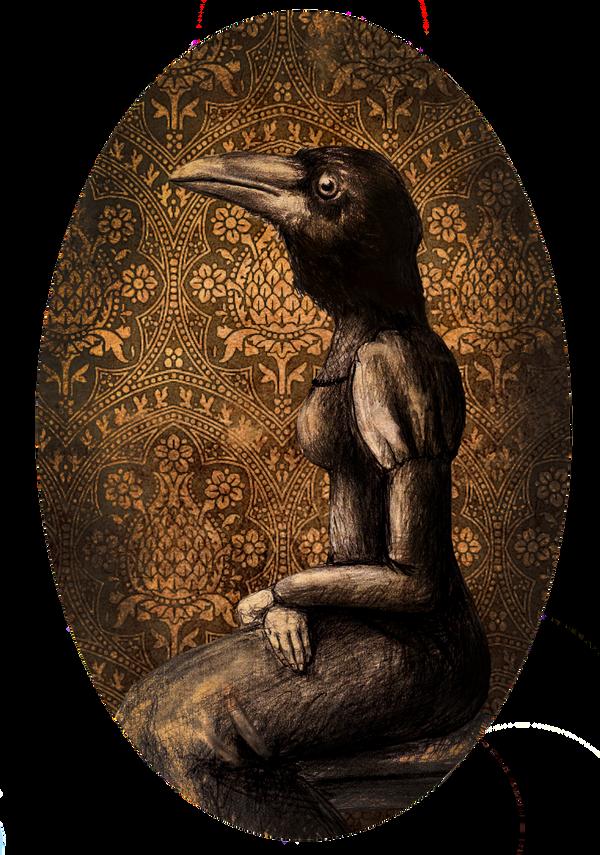 victorian ravena portrait by MercuriusSublimatus