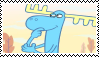 HTF Stamp: Lumpy Has An Idea! by ADDICTEDTOSANDWICHES