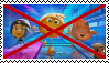 Anti The Emoji Movie (Stamp) by ADDICTEDTOSANDWICHES