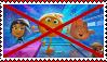 Anti The Emoji Movie (Stamp) by ADDICTEDTOSANDWICHES