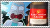 RICK AND MORTY SZCHUAN SAUCE STAMP by ADDICTEDTOSANDWICHES