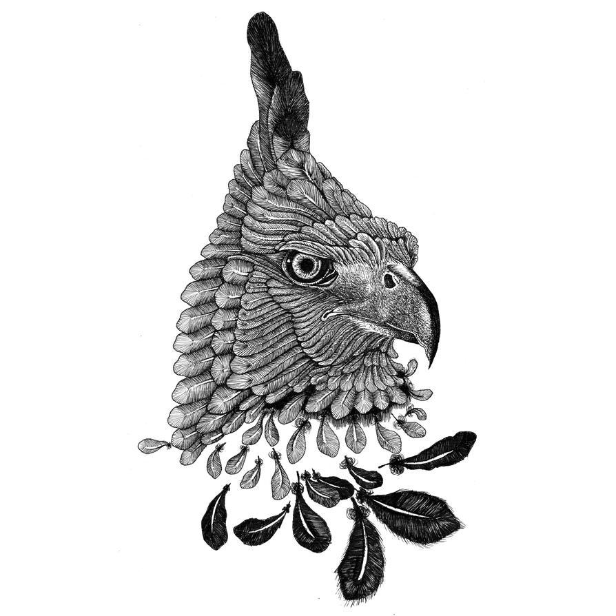 Garuda by fahsya