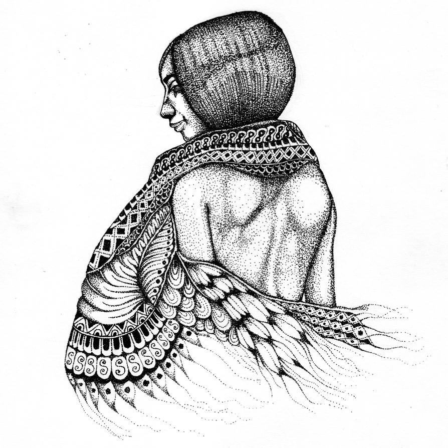 Scarf by fahsya