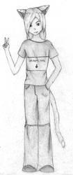 Pie - catldr - sketchshaded by vampiress-kat