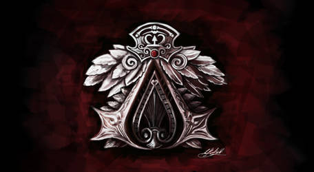 ACB insignia concept Wallpaper by Kudrik