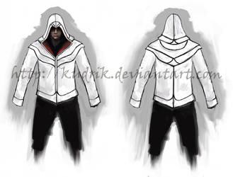 Modern Ezio hoodie