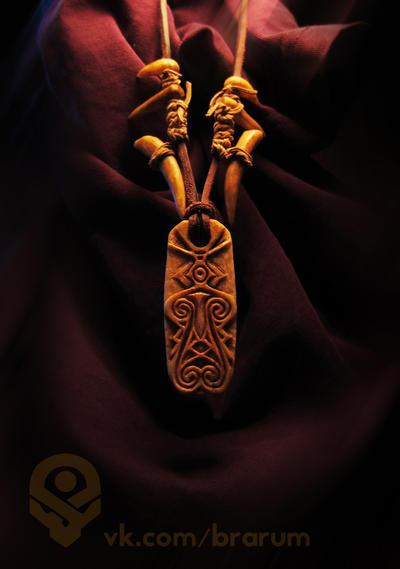 Gauldur amulet TES V by Kudrik
